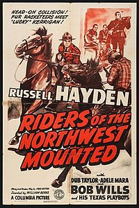 Riders of the Northwest Mounted