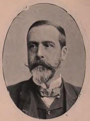 Robert Pierpoint (politician) - Pierpoint in 1895.
