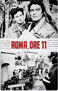 <i>Rome 11:00</i> 1952 film