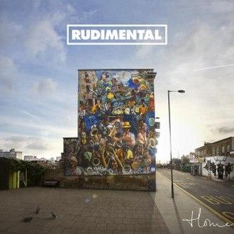 Home (Rudimental album) - Image: Rudimental Home