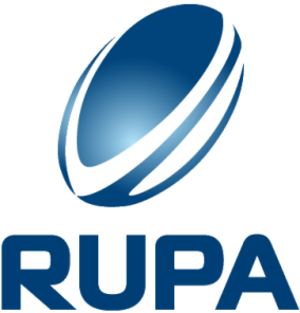 Rugby Union Players' Association - Image: Rugby Union Players' Association logo