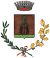 Coat of arms of Sagliano Micca