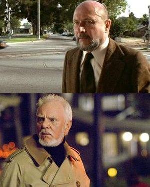 Samuel Loomis - Image: Samuel Loomis Pleasence & Mc Dowell