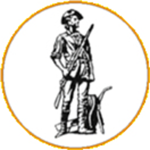 Charles Page High School - Image: Sand springs high school minuteman logo
