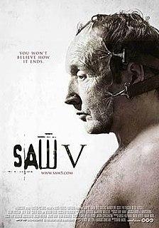 <i>Saw V</i> 2008 film by David Hackl