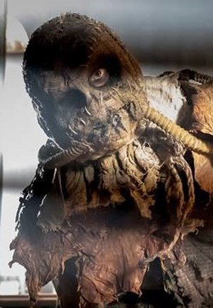 Scarecrow (DC Comics) - Charlie Tahan as The Scarecrow in Gotham.