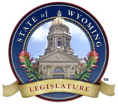 Seal of the Wyoming State Legislature.png