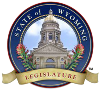Wyoming Legislature - Image: Seal of the Wyoming State Legislature