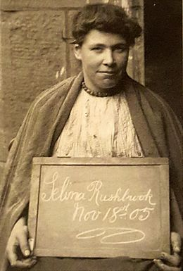 Selina Rushbrook Wikipedia