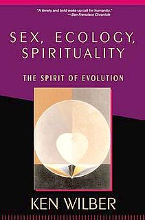 <i>Sex, Ecology, Spirituality</i> book by Ken Wilber