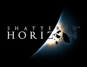 Shattered Horizon - Image: Shattered Horizon logo fullcolor