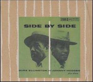 Side by Side (Duke Ellington and Johnny Hodges album) - Image: Sidebyside(album)