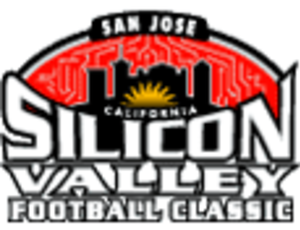 Silicon Valley Football Classic - Silicon Valley Football Classic logo