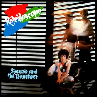 Kaleidoscope (Siouxsie and the Banshees album) - Image: Siouxsie & the Banshees Kaleidoscope