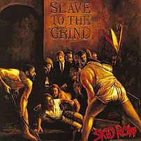 Slave to the Grind album cover