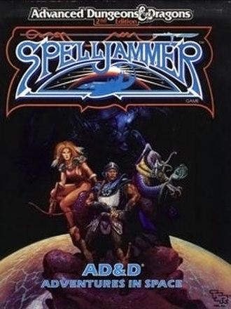 Spelljammer - Original Spelljammer boxed set (TSR, 1989)