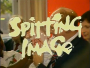 Spitting Image - Opening titles from 1988 to 1991
