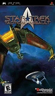<i>Star Trek: Tactical Assault</i> 2006 video game