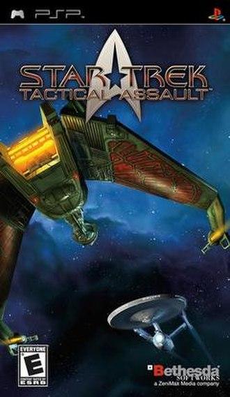 Star Trek: Tactical Assault - Star Trek: Tactical Assault