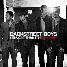 Backstreet Boys - Những Chàng Trai Làm Khuynh Đảo Thế Giới 220px-Straight_through_my_heart