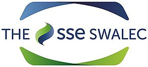 Sophia Gardens (cricket ground) - Image: The SSE SWALEC Logo