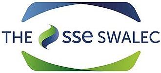 Sophia Gardens (cricket ground) - Image: The SSE SWALEC Logo