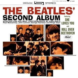 The Beatles' Second Album - Image: The Beatles Second Albumreissuecover