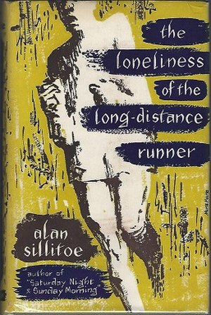The Loneliness of the Long-Distance Runner - Image: The Loneliness Of The Long Distance Runner