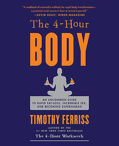 Picture of a book: The 4-Hour Body