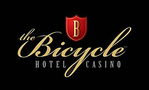 The Bicycle Hotel & Casino - Image: The Bicycle Hotel & Casino Logo