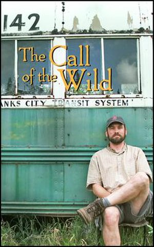 The Call of the Wild (2007 film) - Image: The Call of the Wild DVD cover