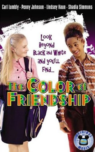The Color of Friendship - VHS cover