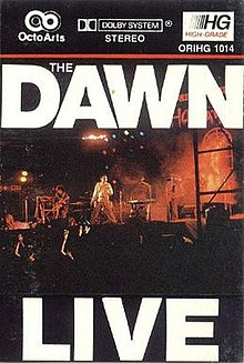 The Dawn: Live - Wikipedia