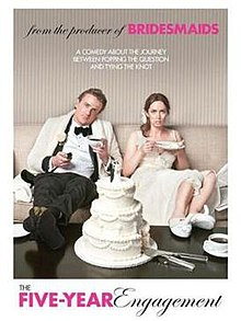 The Five Year engagement (2012)