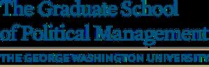 The Graduate School of Political Management - Image: The Graduate School of Political Management Logo