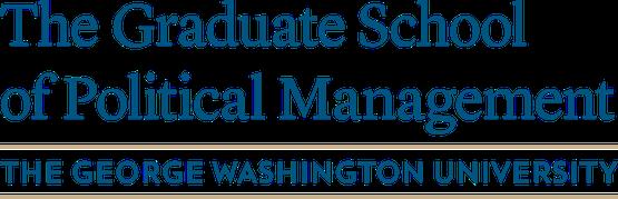 The Graduate School of Political Management Logo