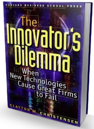 The Innovator's Dilemma - Image: The Innovator's Dilemma