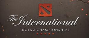 The International 2016 - Image: The International logo (2016)