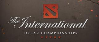 The International 2016 Dota 2 video game tournament