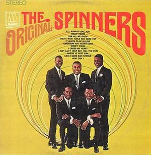 The Original Spinners - Image: The Original spinners album