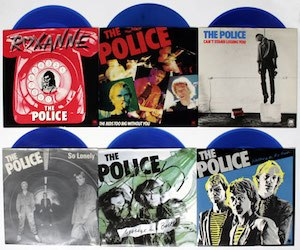 Six Pack (The Police box set) - Image: The Police Six Pack