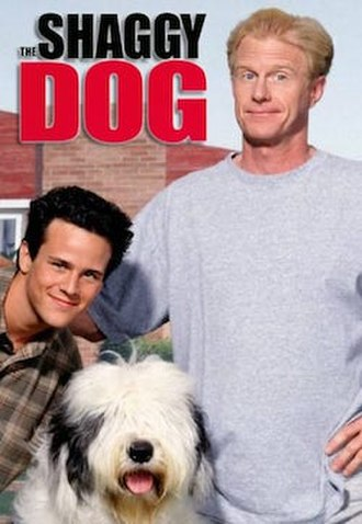 The Shaggy Dog (1994 film) - Image: The Shaggy Dog (1994 film)