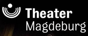 Theater Magdeburg - Image: Theater Magdeburg logo