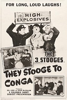 <i>They Stooge to Conga</i>