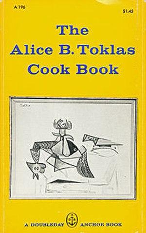 The Alice B. Toklas Cookbook - Image: Toklas cookbook cover