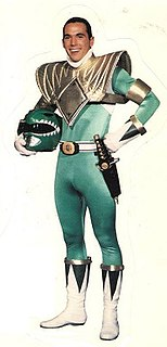 Tommy Oliver Fictional character from Power Rangers franchise