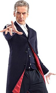 Twelfth Doctor Fictional character from the TV series Doctor Who