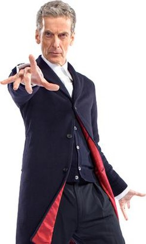 Twelfth Doctor - Image: Twelfth Doctor (Doctor Who)