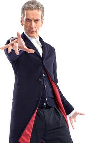 Twelfth Doctor - Image: Twelfth Doctor (Doctor Who)