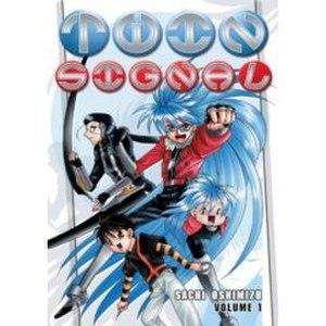 Twin Signal - Image: Twin signal manga